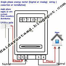 single phase energy meter wiring diagram agnitum me