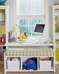 Childrens Desks With Hutch by Kids U0027 Study Spaces Martha Stewart