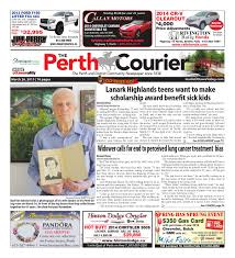 perth032615 by metroland east the perth courier issuu