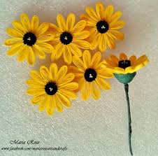 tutorial quilling flower 2d 3d quilled flowers tutorial