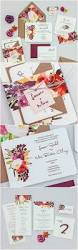 Wedding Stationery Sets 40 Watercolor Wedding Invitation Ideas You Will Love Deer Pearl