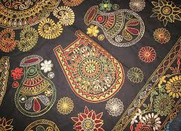 nakshi kantha a nakshi kantha design from jangalpara designs are inspired by