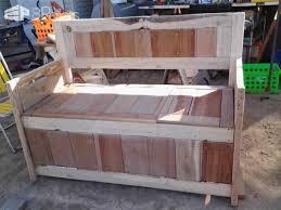 Diy Bench With Storage Bench Best 25 Storage Benches Ideas On Pinterest Diy Regarding