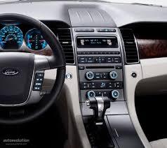 Ford Taurus Width Ford Taurus Specs 2010 2011 2012 2013 Autoevolution