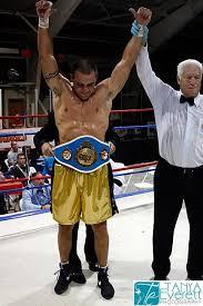 Light Heavyweight Champion C P B C New Eastern Canadian Light Heavyweight Champion