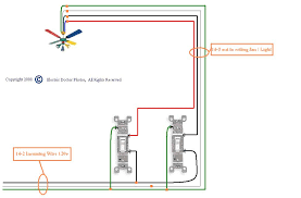 ceiling fan and light switch wire diagram u2014 bitdigest design