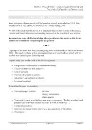 Examples Of Critical Lens Essays Novel Essay Tess Of The D Urbervilles Essay Writing A Critical