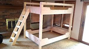 Bunk Bed With Open Bottom Bunk Beds Bunk Bed With Play Area Bunk Bed With