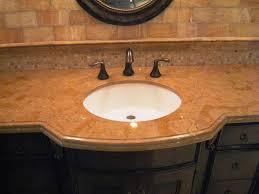 Orange Bathroom Sink Install Bathroom Sink Tops U2014 The Homy Design