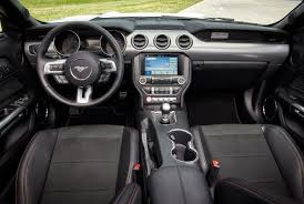 1996 Mustang Gt Interior 2017 Ford Mustang Gt Review Release Date Usa Price Info