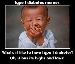 Diabetes Memes - humor how to deal with type 1 diabetes upstream downstream