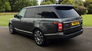 range rover autobiography 2015 used land rover range rover 4 4 sdv8 autobiography lwb 4dr auto