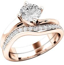matches for wedding how to match a wedding ring to an engagement ring purely