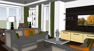 apply v ray u0026 sketchup for interior rendering of a living room