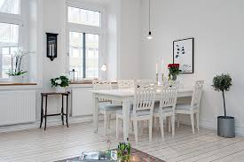 White Wooden Dining Table And Chairs Cool White Wooden Dining Table And Chairs White Wooden Dining Room