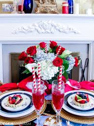 Fourth Of July Table Decoration Ideas Summer Party Decorations 6 Colorful Tablescape Ideas