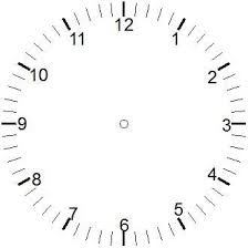 printable clock template without numbers blank clock faces clock faces blank clock and clocks