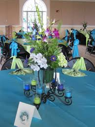 peacock centerpieces interior design cool peacock themed table decorations home