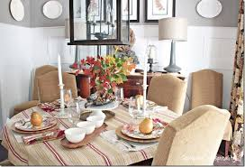 thanksgiving table setting ideas southern hospitality