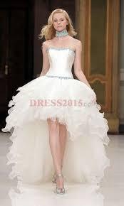 high wedding dresses 2011 194 best high low wedding dresses images on wedding