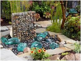 backyards cool barrel water fountain 140 diy outdoor ideas