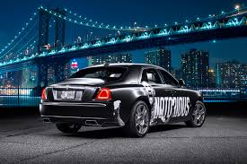 roll royce custom conor mcgregor receives a custom u0027notorious u0027 rolls royce