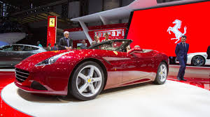 Ferrari California Vintage - 2015 ferrari california t photos
