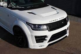 widebody evo lumma design clr r gt evo widebody for range rover mk 4 l405