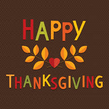 happy thanksgiving from for purpose for purpose