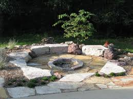 patio with built in fire pit fire pit store building fire pits