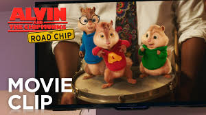 Hit The Floor Pool Dance Scene - alvin and the chipmunks the road chip