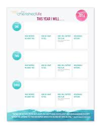 Goal Worksheets For Adults 2016 Goals Planning The Year Ahead This Cherished Life