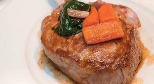 cuisiner cote de veau une recette de côte de veau aux petits légumes