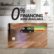financing is now available through go mobile flooring ta