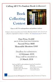 win our 1 000 book collecting prize bibliographical society