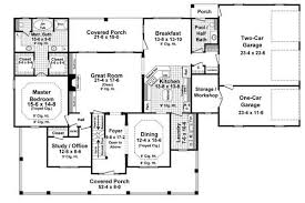 country style house floor plans country style house plans plan 2 305