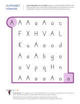 letter recognition games scramble sparks