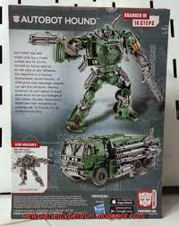transformers hound weapons new planet cybertron transformers review hound aoe voyager