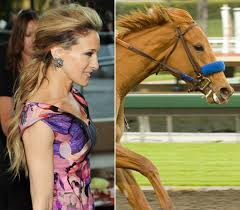 Sarah Jessica Parker Horse Meme - celebrities and their animal look a likes slide 15 sarah