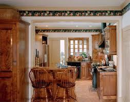 kitchen border ideas some different types of kitchen wallpaper borders home design