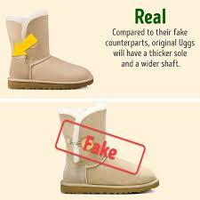 s genuine ugg boots test can you tell a product from the thing
