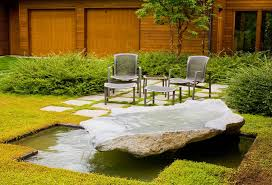 Traditional Outdoor Furniture by Rock Water Fountains Pool Rustic With Feature Traditional Outdoor