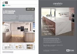 designer kitchen and bathroom magazine u2013 lochanna kitchens