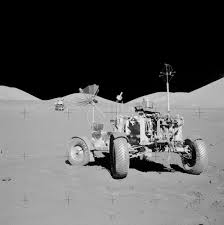 Resting Space File Apollo 17 Rover At Final Resting Site Jpg Wikimedia Commons