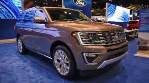 2018 ford expedition first look 2017 chicago auto show youtube