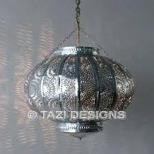 Moroccan Pendant Light Tin Hanging Light Fixtures With Moroccan Pendant Fixture Pierced