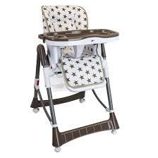 chaise haute bébé pliante chaise haute bébé pliable réglable hauteur dossier et tablette