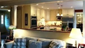 cuisine ouverte avec bar sur salon cuisine semi ouverte avec bar cuisine semi ouverte avec bar cuisines
