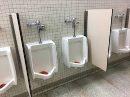 Urinal Partition Bathroom Cool Bathroom Urinal Dividers Designs And Colors Modern