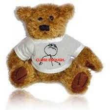 Teddy Bear Meme - teddy bear meme close enough pickapop